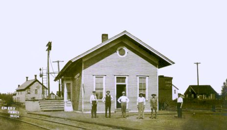 DM Emory Junction Depot